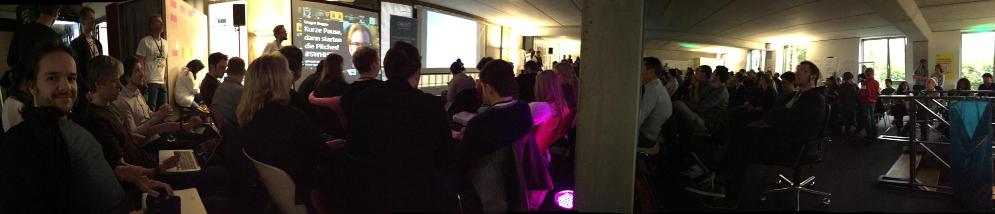 Startup Weekend Hamburg 2015 | noe.io