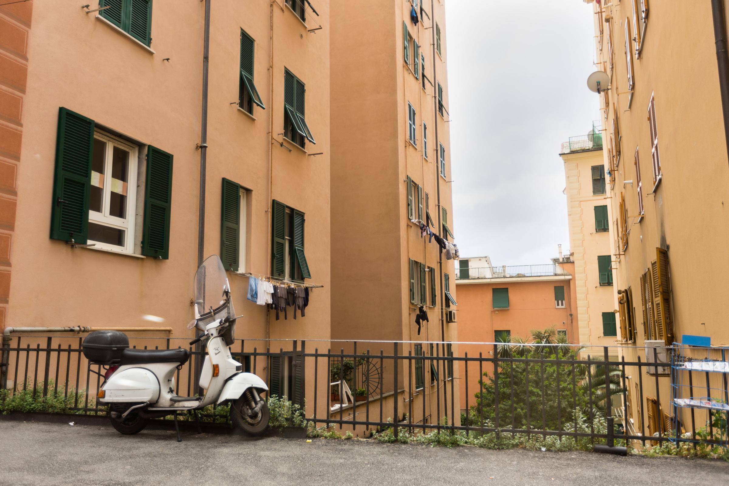 Italien, Tag 1, noe.io Hannah Rauß